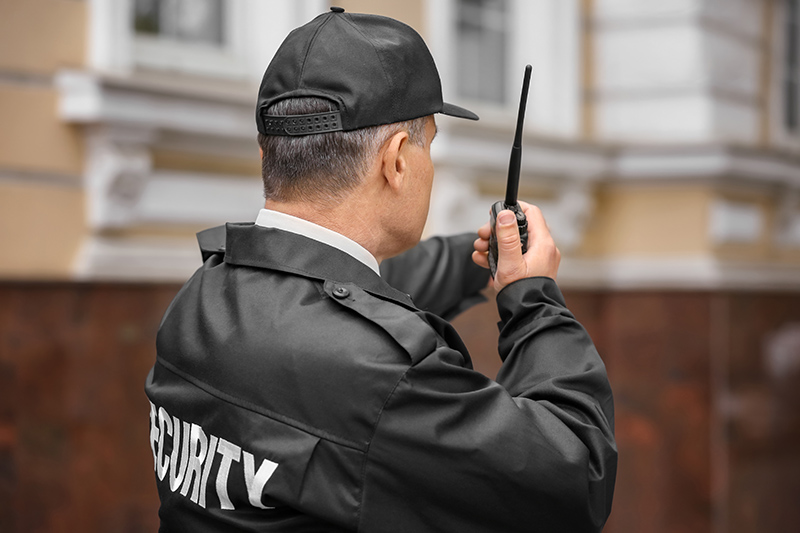 How To Be A Security Guard Uk in Middlesbrough North Yorkshire