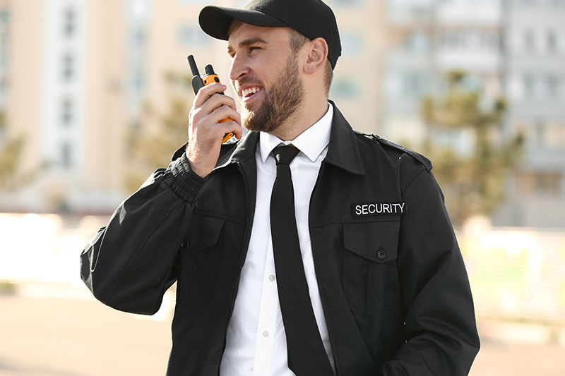 Security Guard Job Description in Middlesbrough North Yorkshire